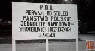 Państwo polskie jednolite narodowo