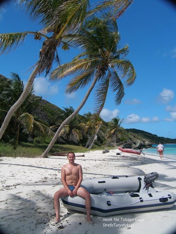 Tobago Cays Jacek