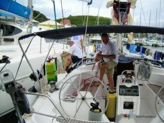 jacht karaiby